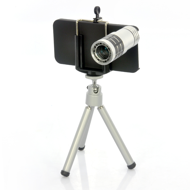 Telephoto Lens for iPhone 5 -12x Zoom OA1790